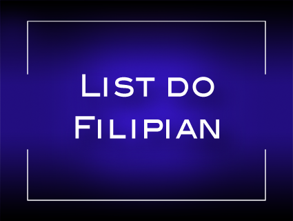 List do Filipian